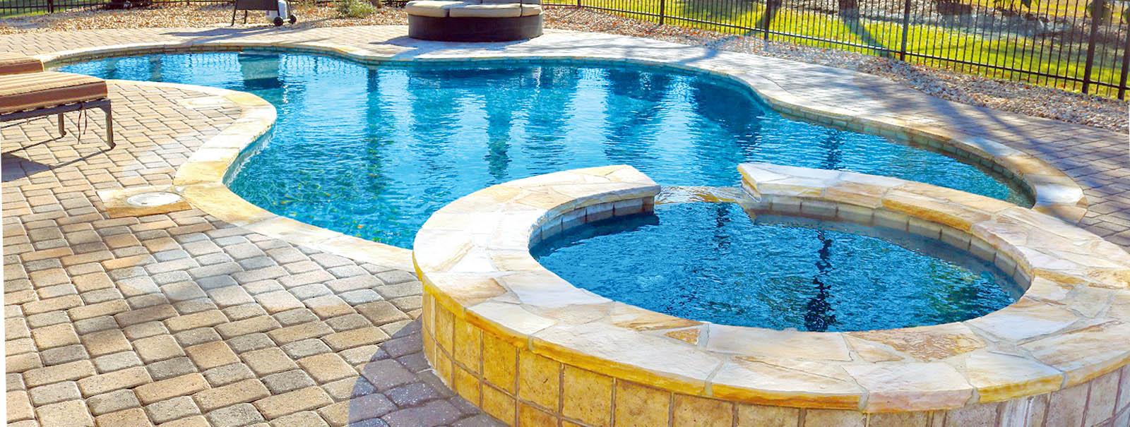 Custom Inground Pool Builder Birmingham Al