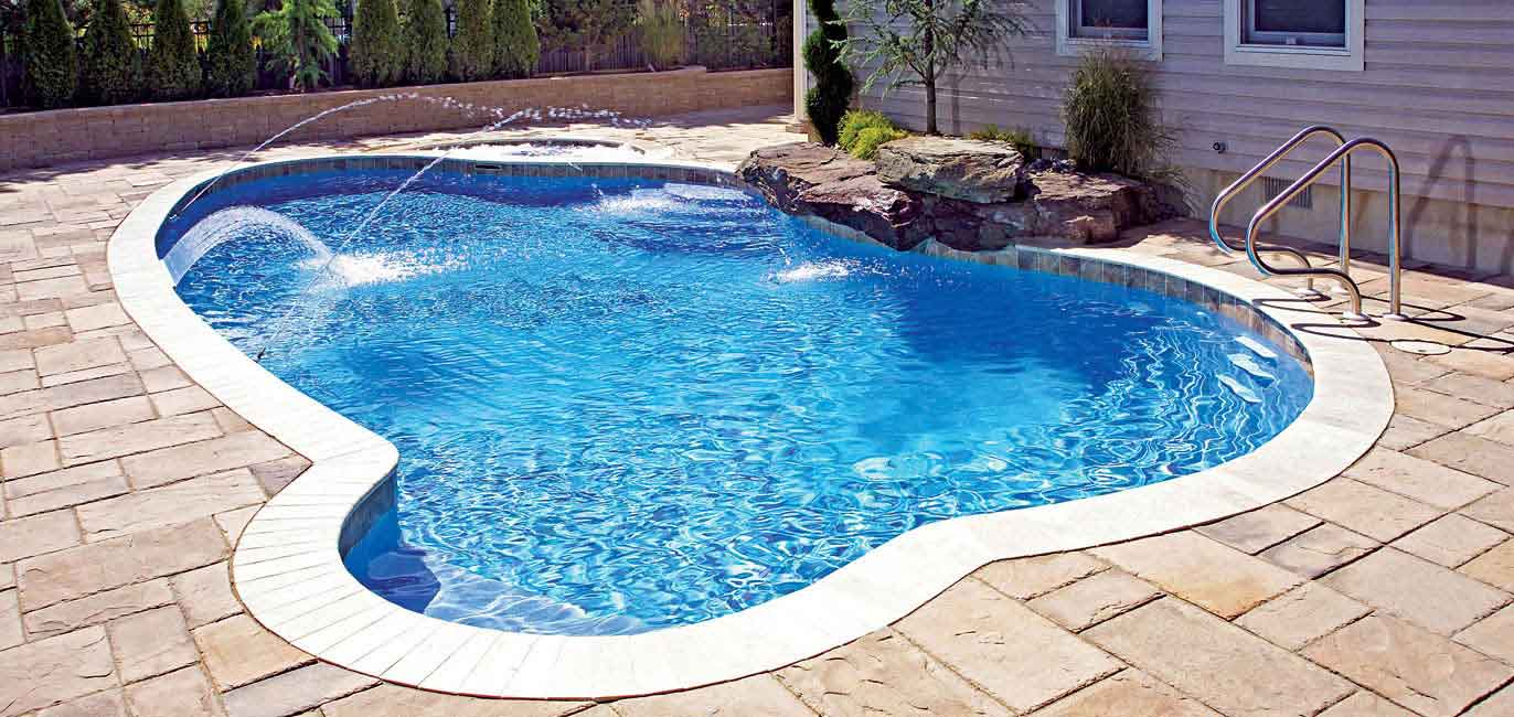 Inground Pool Contractor Building Custom Pools Blue Haven