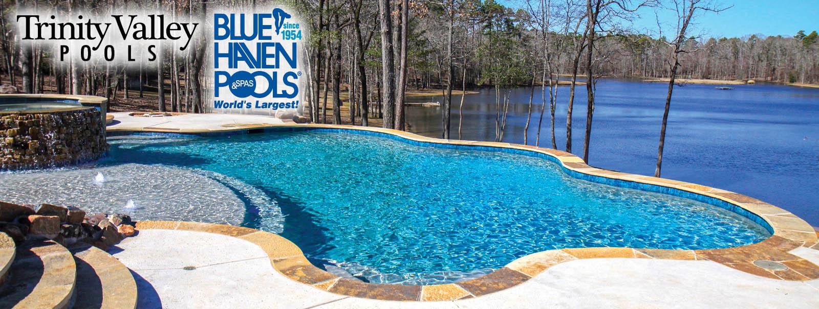 Bullard Custom Swimming Pool Builders│Blue Haven Pools