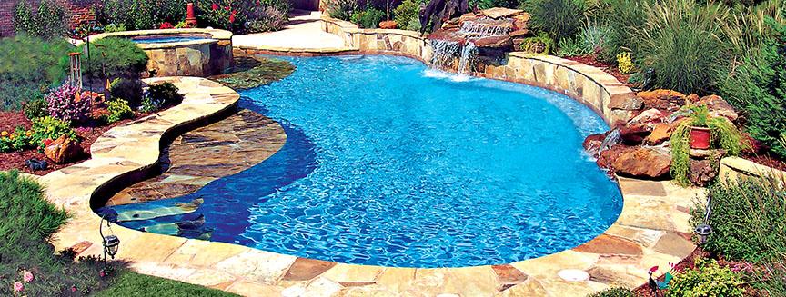 Collin County Custom Swimming Pool Builders│Blue Haven Pools