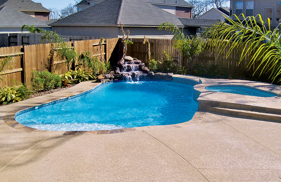 Gallery blue haven custom swimming pool and spa builders for Affordable pools and supplies