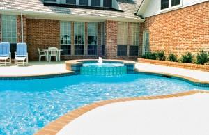 Dallas custom swimming pool builders blue haven pools for Fort worth swimming pool builders