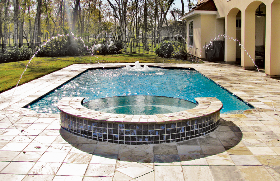 gallery blue haven custom swimming pool and spa builders ForFort Worth Swimming Pool Builders