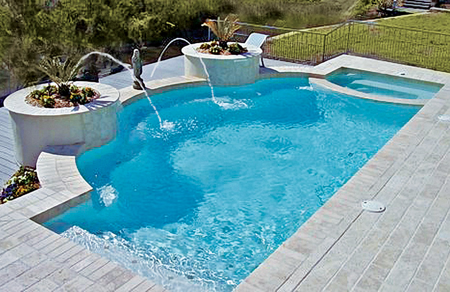 how to clean pool spa jets