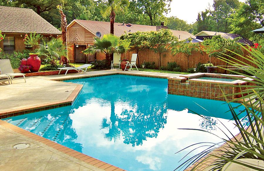 Geometric Pool Photos Blue Haven Pools
