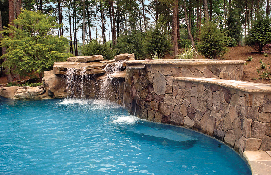Inground Pool Design Pictures Pictures Greenville Sc