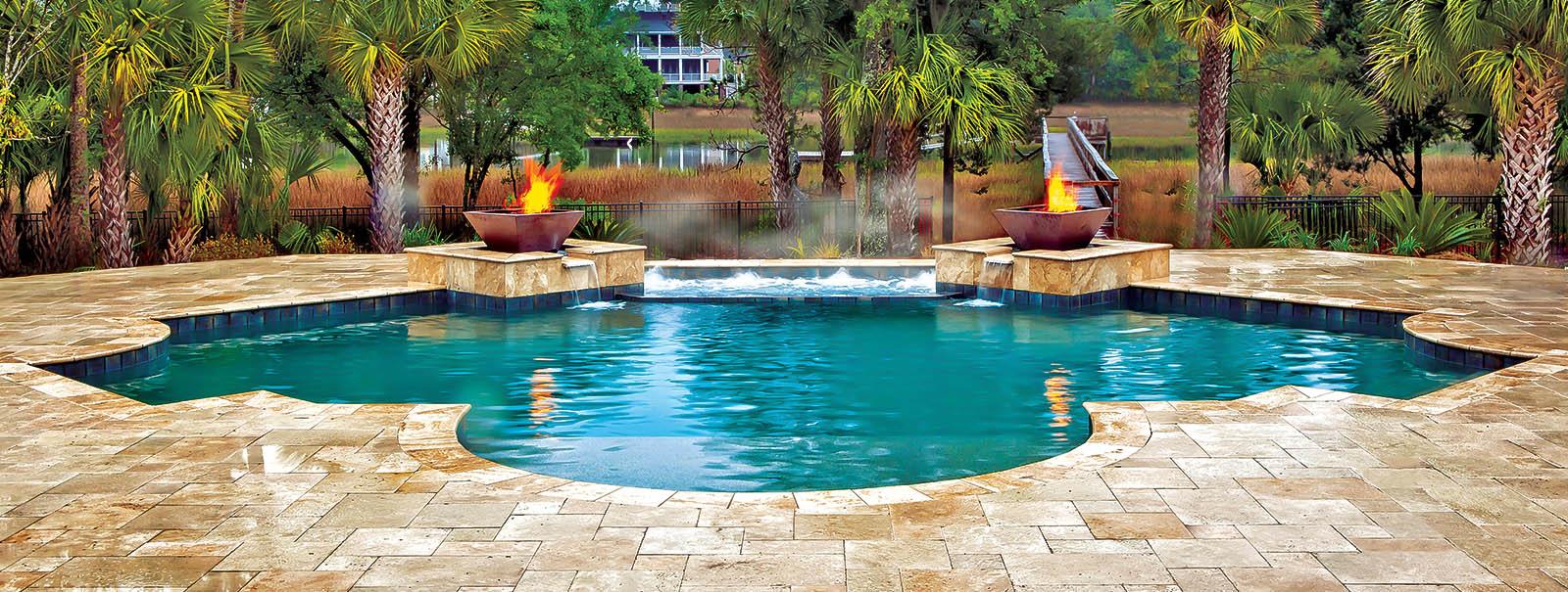 Gulfport Custom Swimming Pool Buildersblue Haven Pools