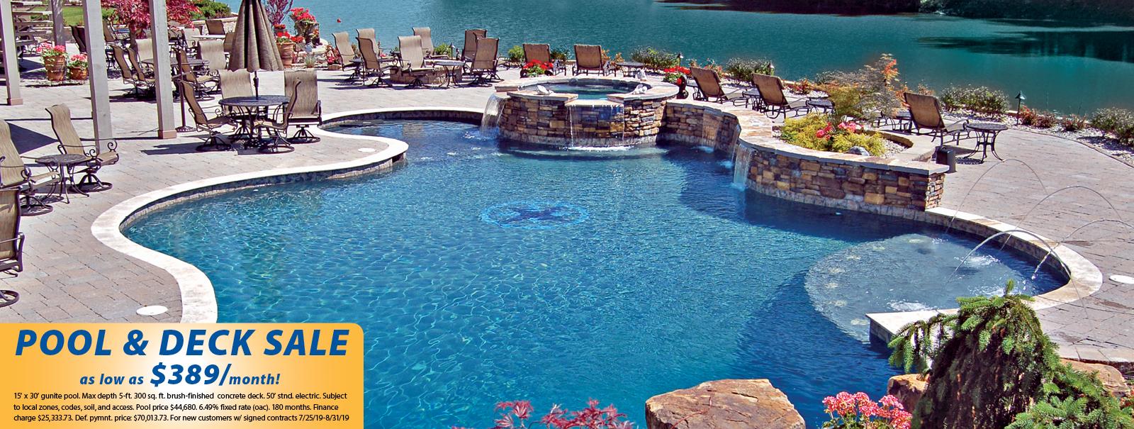 Indianapolis Custom Swimming Pool Builders│Blue Haven Pools