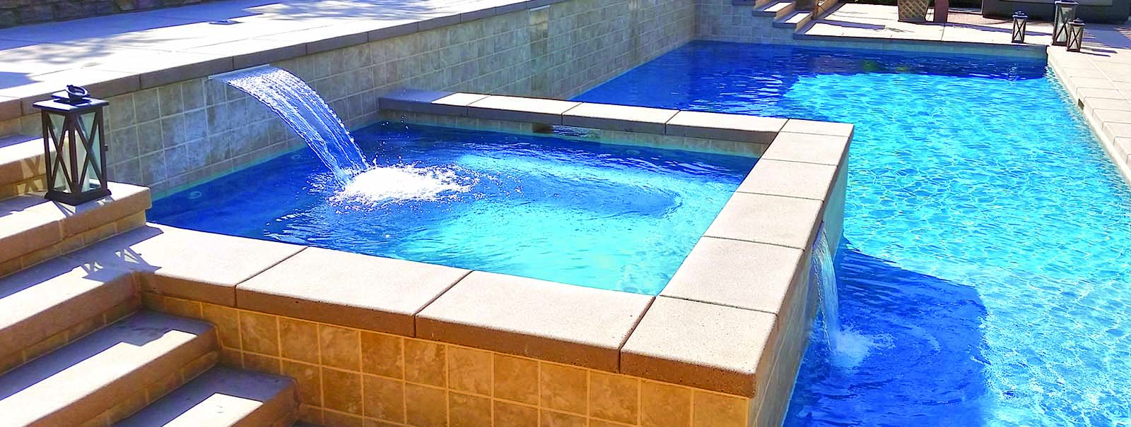 San Diego Gunite Pool and Spa