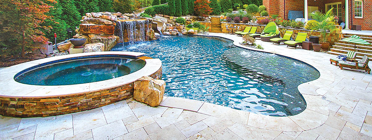 Swimming Pool Builder in Jackson, MS - Blue Haven Pools & Spas