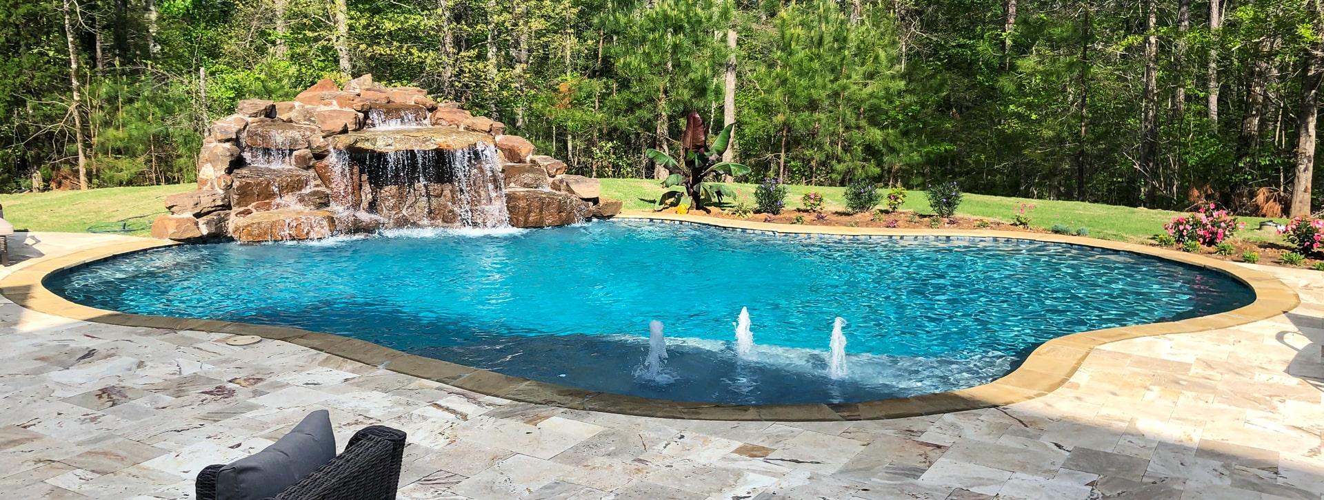 jackson inground pool