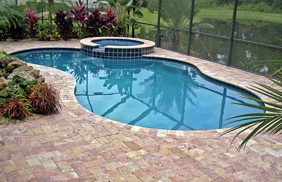 Gallery Blue Haven Custom Swimming Pool And Spa Builders