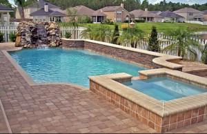 Jacksonville swimming pool builder for Pool design jacksonville fl