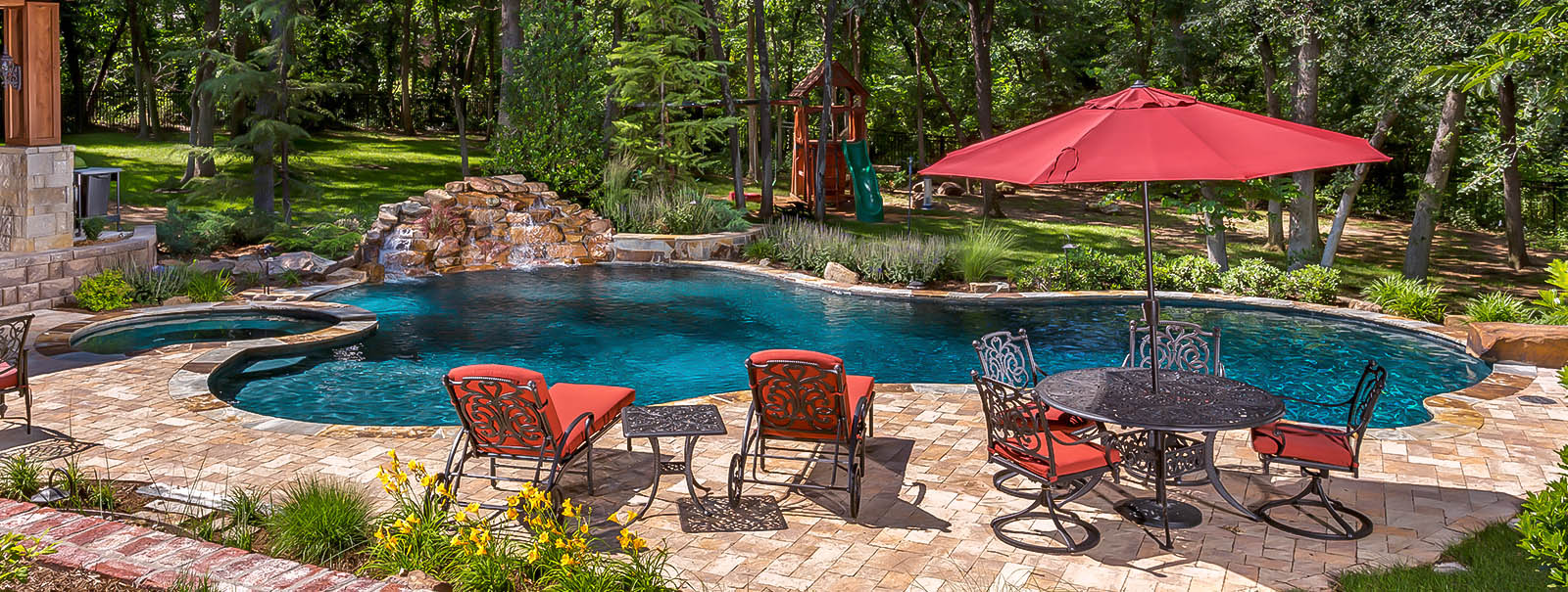 kansas city custom swimming pool builders blue haven pools