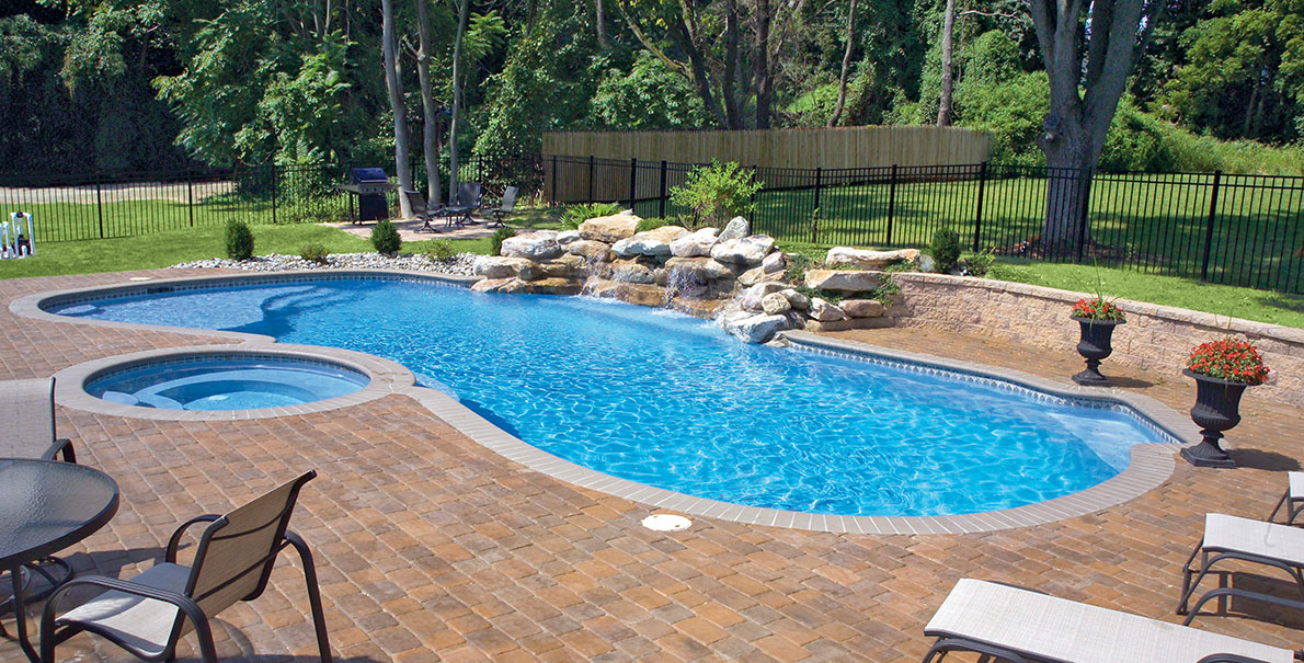 Manassas virginia custom swimming pool builders blue haven for Pool design northern virginia
