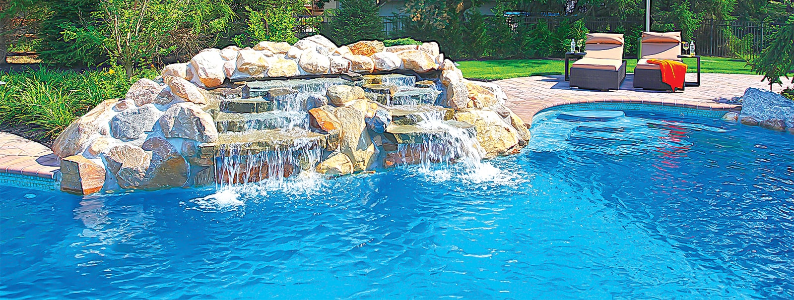 Southern Maryland Custom Swimming Pool Builders│Blue Haven Pools