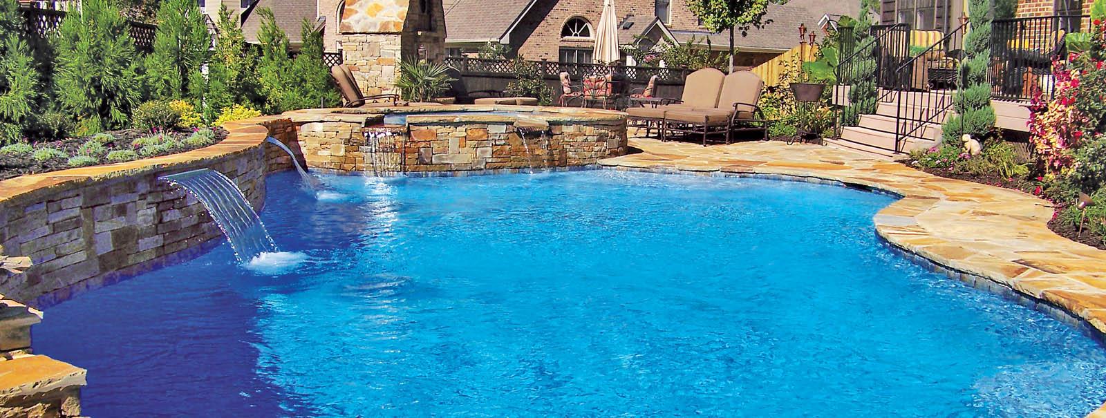 Atlanta Custom Swimming Pool Builders Blue Haven Pools