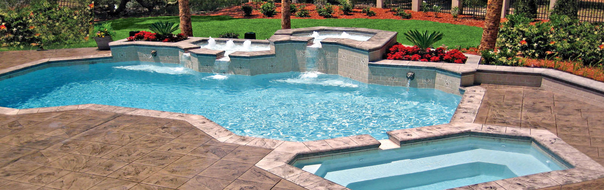 Myrtle Beach Custom Swimming Pool Builders│blue Haven Pools