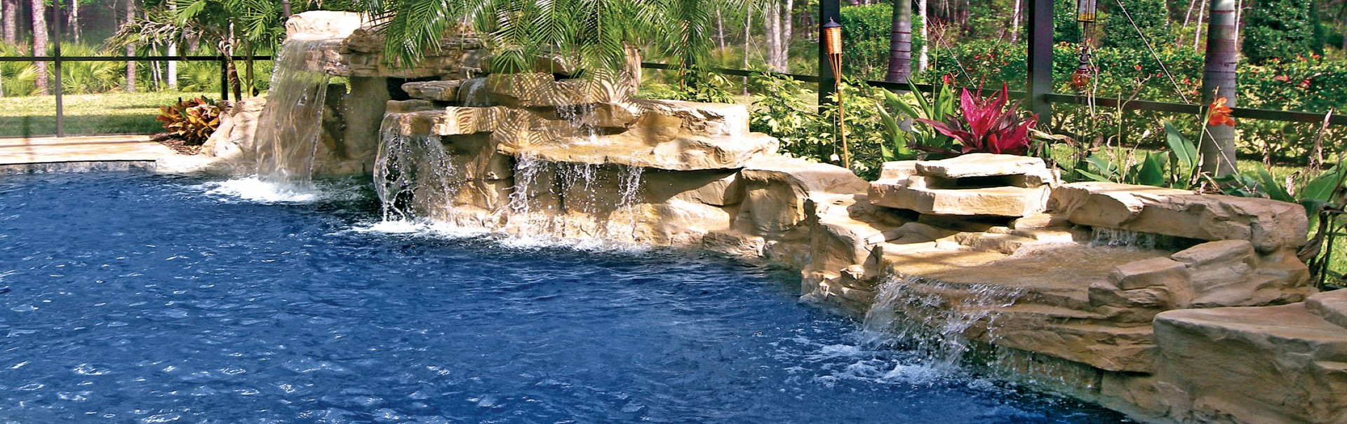 Orlando Custom Swimming Pool Builders Blue Haven Pools