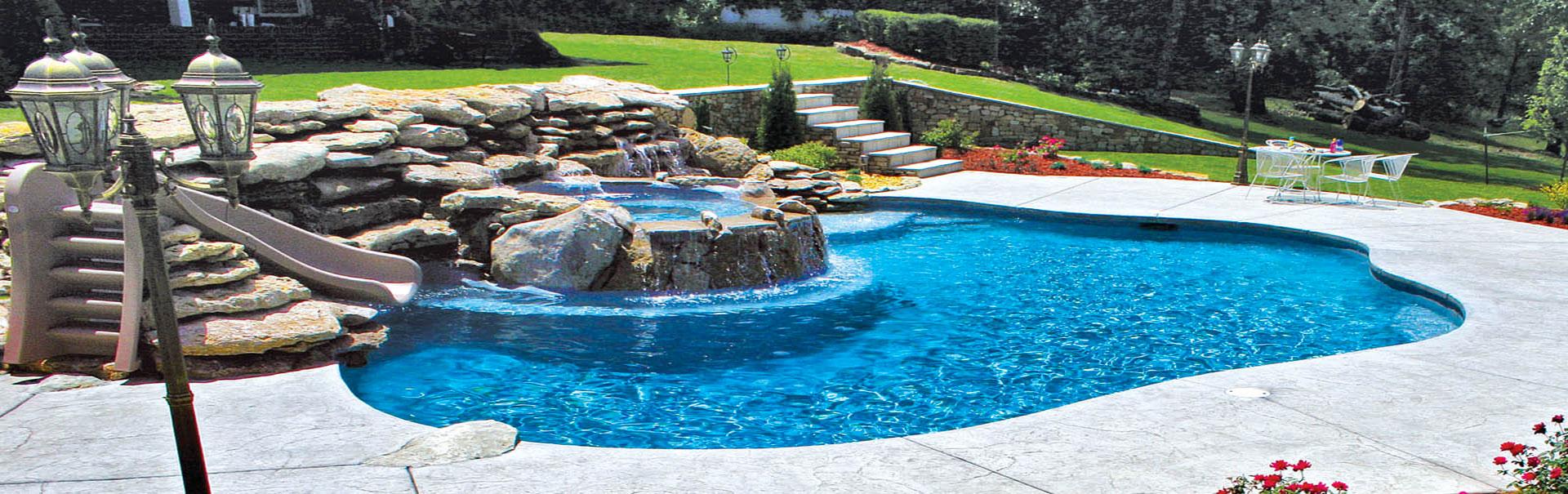 Tulsa Custom Swimming Pool Builders│Blue Haven Pools