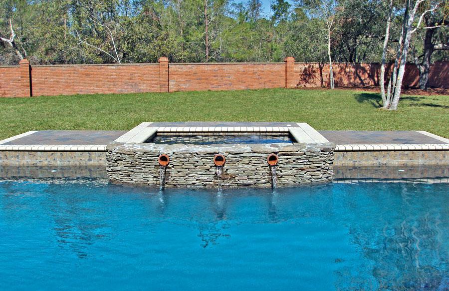 Inground Pool Design Pictures Orlando Fl