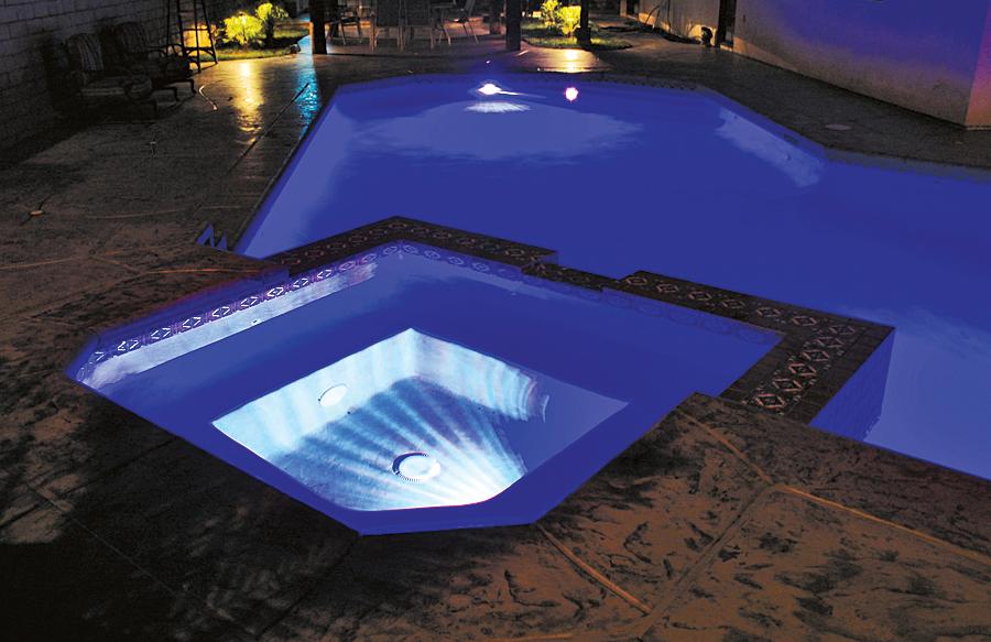 Pool Lighting Blue Haven Custom Swimming Pool And Spa Builders
