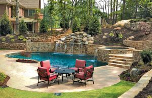 rock-waterfall-inground-pool-410