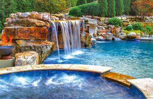 rock-waterfall-inground-pool-535A
