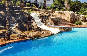 rock-waterfall-slide-pool-150