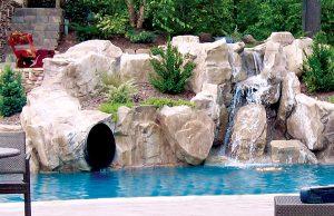 rock-waterfall-slide-pool-330