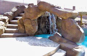 rock-waterfall-slide-pool-420b