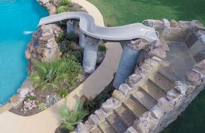 rock-waterfall-slide-pool-500-B