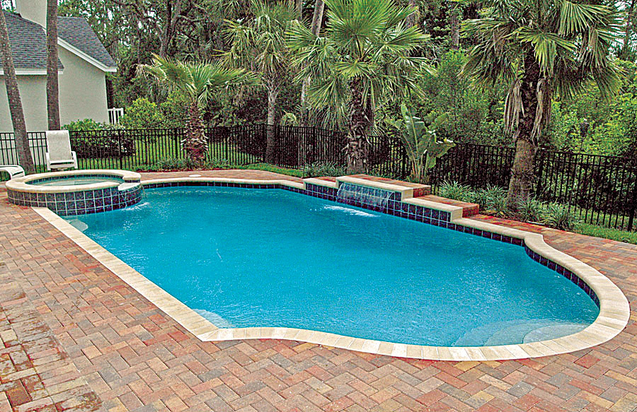 Roman grecian pools blue haven custom swimming pool for Pool plans online