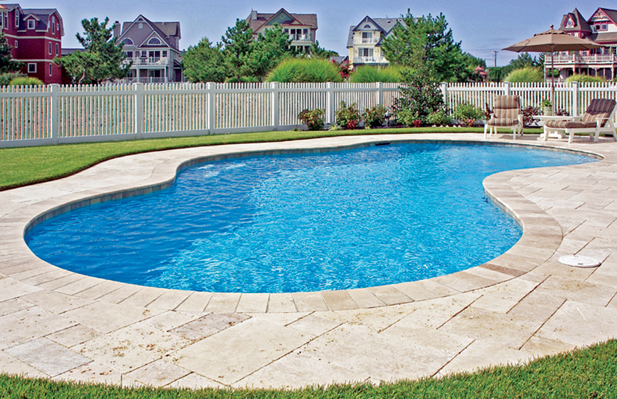 Free Form Pools Blue Haven Custom Swimming Pool And Spa Builders