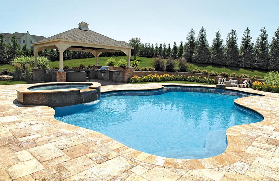 Utah Inground Pool 04