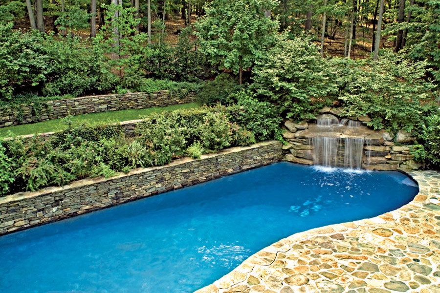 Inground pool builders in maryland joy studio design for Spa builders