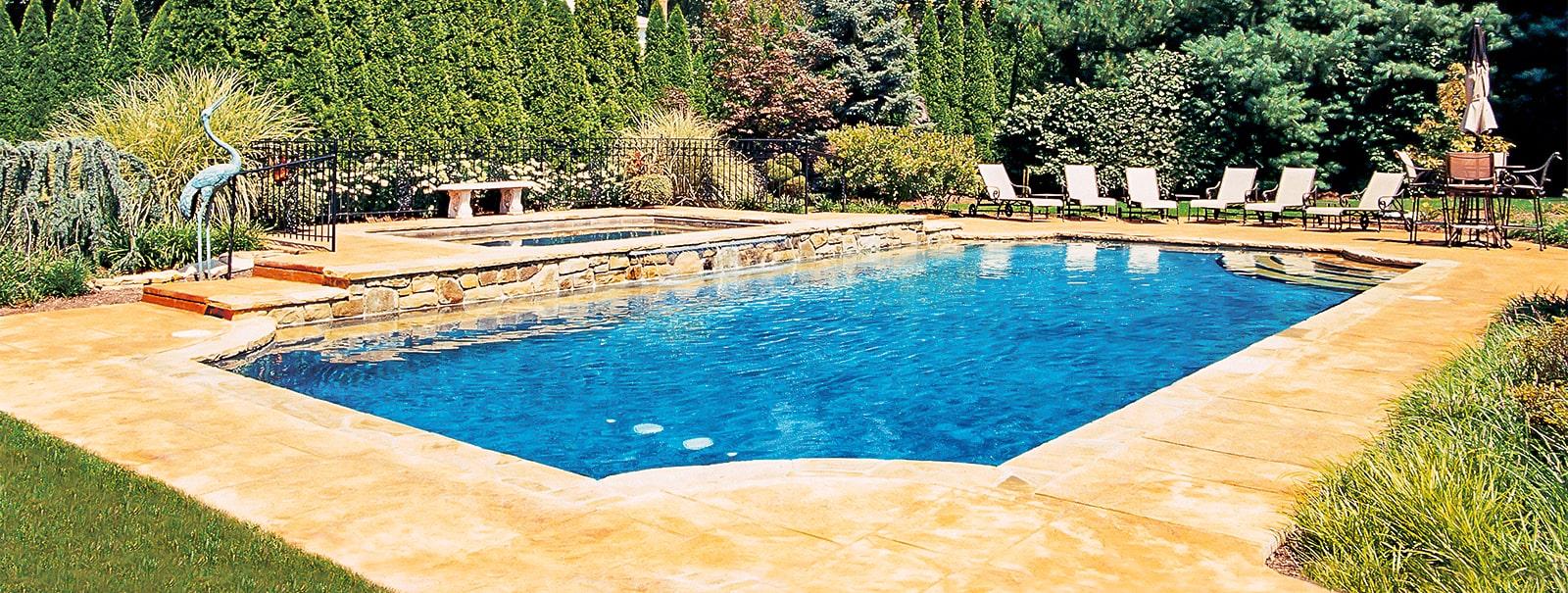 West Virginia Custom Swimming Pool Buildersblue Haven Pools